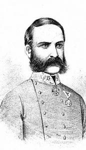 Ђорђе Стратимировић (7. фебруар 1822. – 15. децембар 1908), војсковођа, политичар и дипломата. Преузето са www.staresrpskeslike.com.