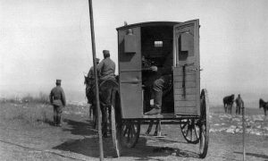 Пољски бежични телеграф