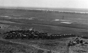 Турски топови и каре заплењени код Мароша