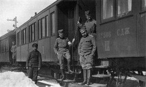 Српски санитетски воз
