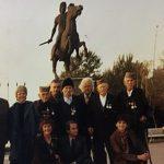 Јовановић Темељко са саборцима (фото доставио Тома Јовановић)