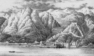 Котор, Црна Гора, у 19. веку