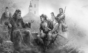 Тицанова буна у Срему, април 1807.