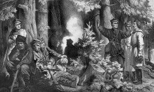 Типичне ношње Пољака у 19. веку