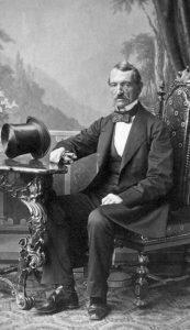 Илија Гарашанин (28. јануар 1812. – 22.јун 1874), српски државник, један од уставобранитеља и творац Начертанија.