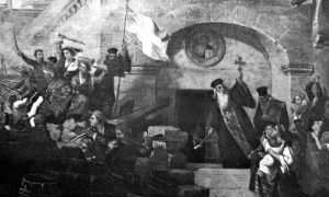 Борбе око Аркади манастира на Криту, 1866.