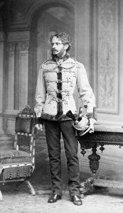 Гроф Ђула Андраши (8. март 1823. – 19. фебруар 1890), мађарски државник