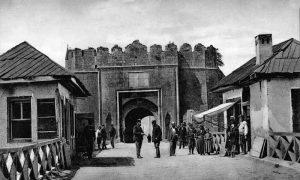 Улаз у Нишки град по ослобођењу 1878.