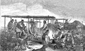 Аромунски сточарски камп