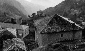 Куће у селу Галичник, Македонија