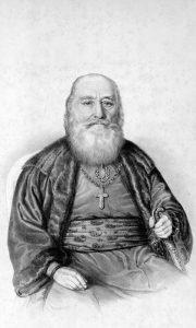 Прота Матија Ненадовић (1777. – 1854.), војвода из Првог српског устанка, председник Правитељствујушчег совјета и дипломата.