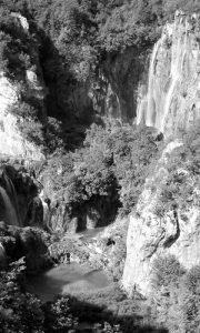 Plitvička jezera u Lici, Dalmacija