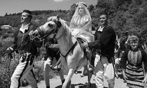 Свадба у Галичнику, Македонија