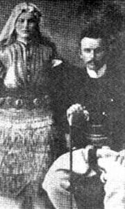 Доксим Максимовић, српски војвода и учитељ из Галичника, Македонија