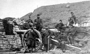 Француски војници у француско-пруском рату 1870-71.