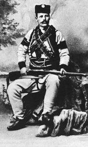 Јован Стојковић (25. децембар 1878. – 20. фебруар 1920), познат као Војвода Бабунски, четнички војвода у Старој Србији почетком 20. века