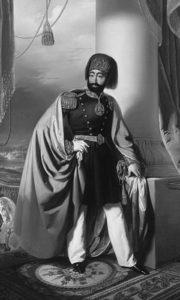Султан Махмут II (20. јул 1785. - 1. јул 1839.) у новој реформисаној униформи из 1826.