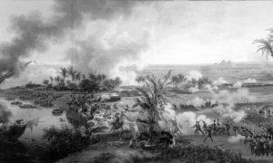 Битка за пирамиде, 21. јул 1798.