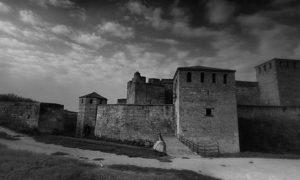 Замак Баба Вида у Видину, важно упориште Отомана у Бугарској и Пасван Оглуа.