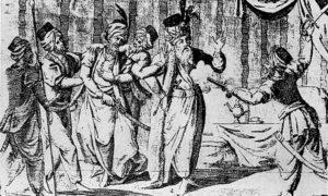 Убиство хаџи Мустафа-Паше, београдског везира, 15. децембра 1801.