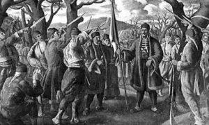 Почетак Првог српског устанка, сабор у Орашцу, 14. фебруара 1804.