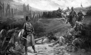 Љубићка битка, 8. маја 1815.