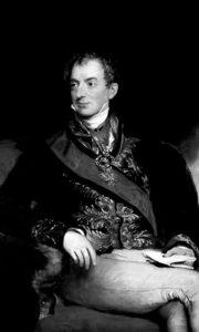 Портрет принца Матерниха (15. мај 1773. – 11. јун 1859). Уље на платну Томаса Лоренса из 1815.