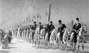 Реформирана турска војска 1826.