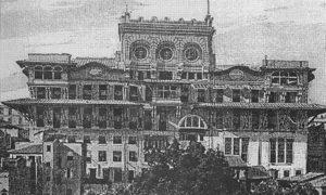 Седиште Империјалне отоманске банке у Инстанбулу, основане у оквиру реформи 1856.