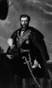 Кнез Михаило Обреновић (16. септембар 1823. – 10. јун 1868.)