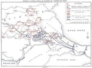 Операције у источној Тракији од 18. октобра до 1. новембра 1912.
