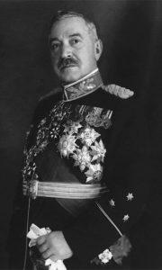 Генерал и министар војни Марић Љубомир