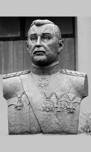Спомен биста Љубомира Марића у Косјерићу (рад академског вајара Бранка Тијанића (1939 – 2011), откривена је 7. марта 2010.)