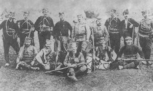 Одабрани за изненађење и најљуће бојеве: војвода Војин Поповић Вук са комитама